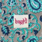 Baghi meditasjonspute