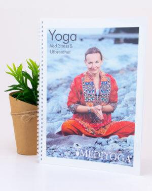 Elisabeth Engqvist - Yoga kompendium for stress og utbrenthet.