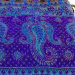 Orientalsk teppe - Medisinsk yoga - Close up
