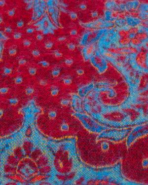 Bilde av ullteppe med jak ull